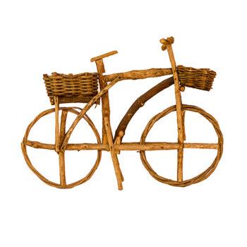 Bicicletinha de Cipó