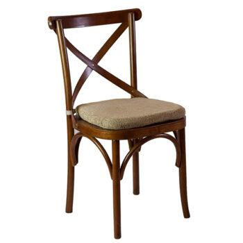 Cadeira Malta Imbuia